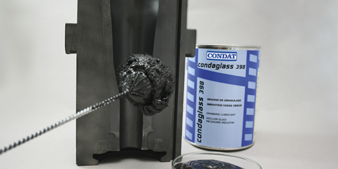 Swabbing mold-compounds