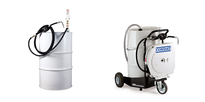 Barrel and keg distribution